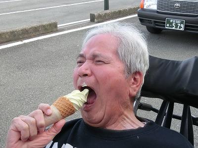 2個目のソフトクリーム