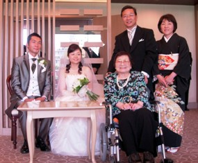 G様結婚式