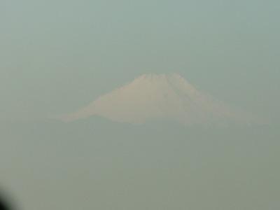 皆で見た富士山です