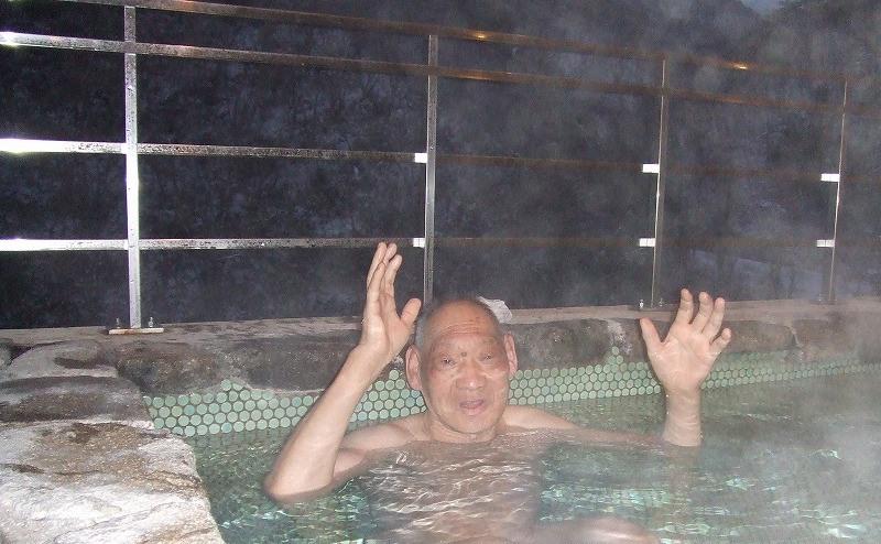 ⑯0101②初露天風呂です!!