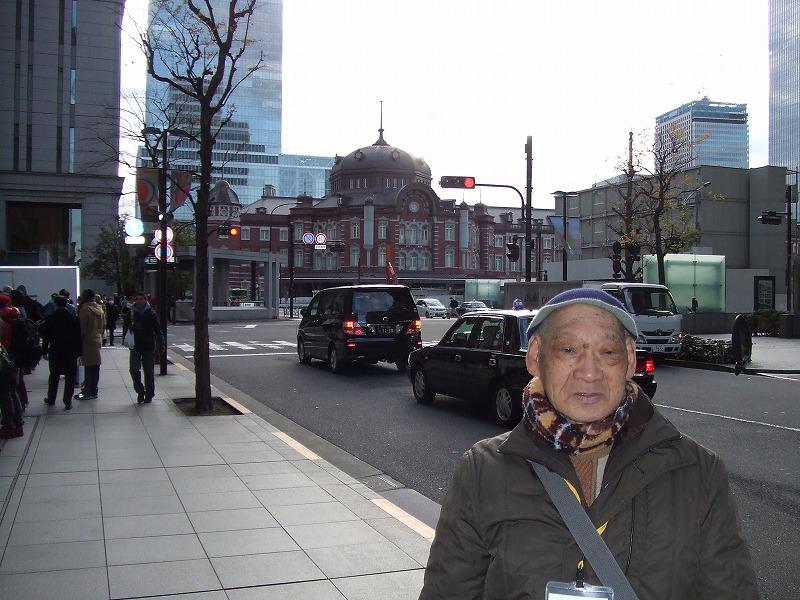 ⑮1230④後は東京駅!