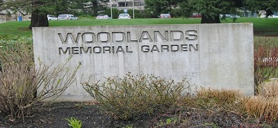 196 Woodlands Memorial Garden