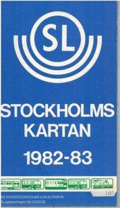 277   Map   Stockholm