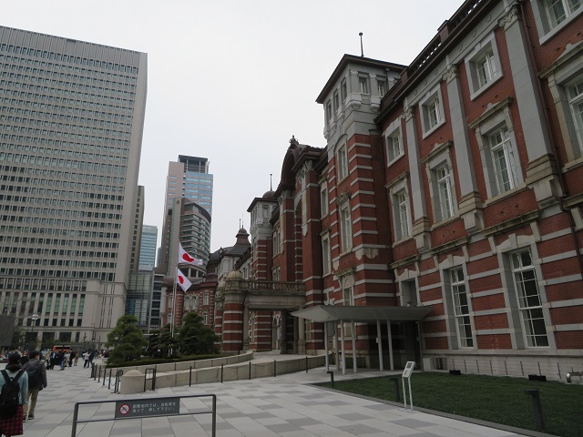 東京駅丸の内赤レンガ駅舎