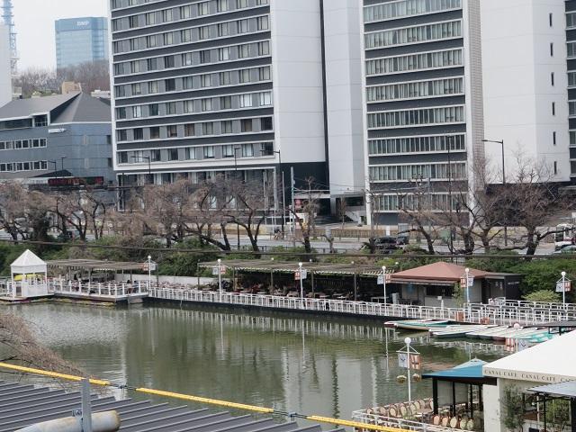 牛込橋からの眺め